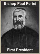 Bishop Paul Perini