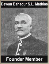 Dewan Bahadur S.L. Mathias