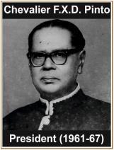 President (1961-67)