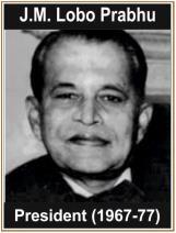 President (1967-77)