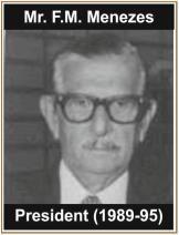 President (1989-95)