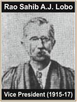 Vice President (1915-17)