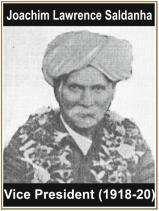 Vice President (1918-20)
