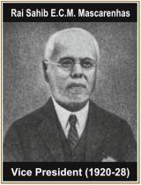 Vice President (1920-28)