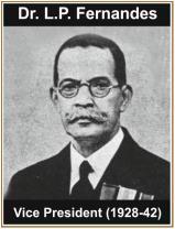 Vice President (1928-42)