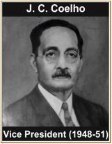 Vice President (1948-51)