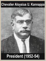Vice President (1952-54)