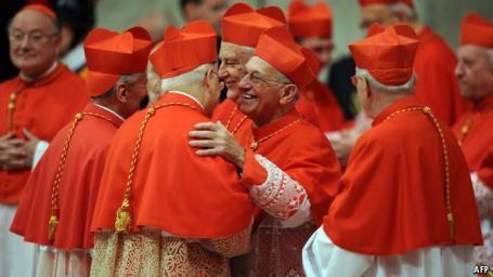 What cardinals do