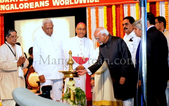 Mangalore: Our Country Faces many Challenges, but Poverty is the Biggest Challenge - VP Ansari