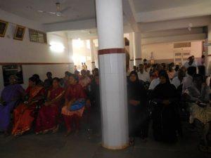 CASK Eye Camp at Badyar draws impressive response
