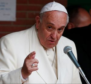 Pope Francis' suggested New Year's resolutions