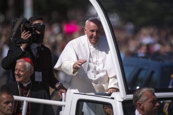 President Obama's Speech Before Pope Francis
