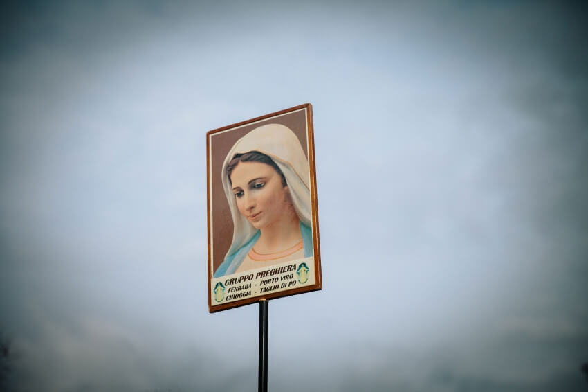 Have You Seen the Blessed Mother? Creating Visions of Mary