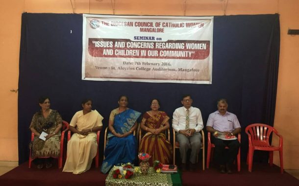 DCCW Holds Seminar on Women and Children Issues