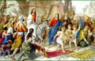 Palm Sunday Showcases Christ's Kingship