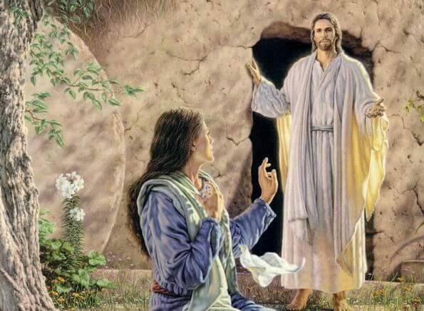 Vigil Precedes Resurrection